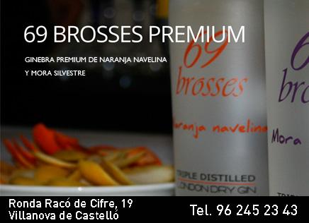 69 brosses