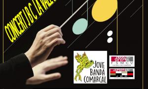 Concert Jove Banda Comarcal La Vall de Càrcer